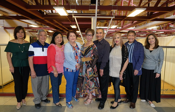 Filipino Seniors of Mississauga Pictorial 2019