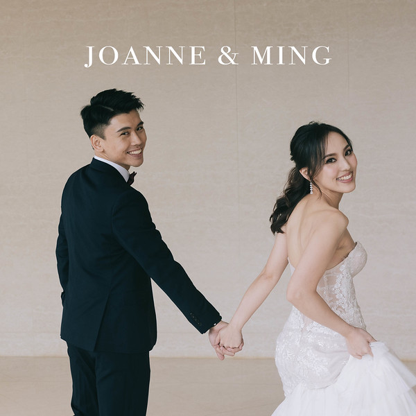 Wedding Day - Joanne and Ming (Kerry Hotel)