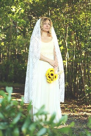 Alexis Wedding Portraits