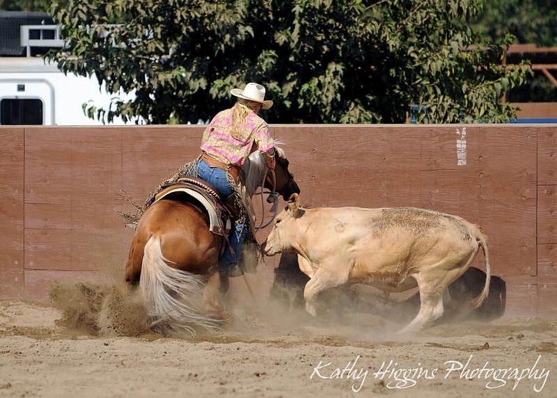 Non Pro Hackamore/Non Pro Jr Horse
