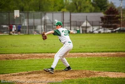 2013 JV Baseball vs. Erskine