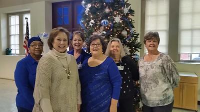 Hot Springs Senior Center 25 Year Celebration (Dec. 2016)