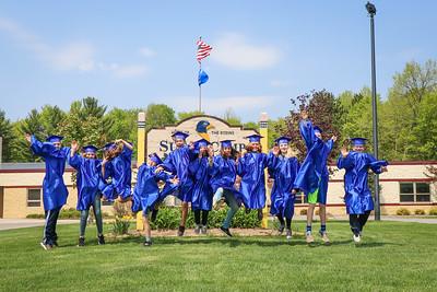 Sugar Camp 6th Grade Graduates