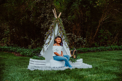 Rosie Grimaldo {Mom & Me) 2021