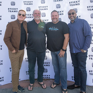 2019 STICKY TEAMS San Diego