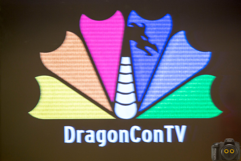 Dragoncon TV Logo