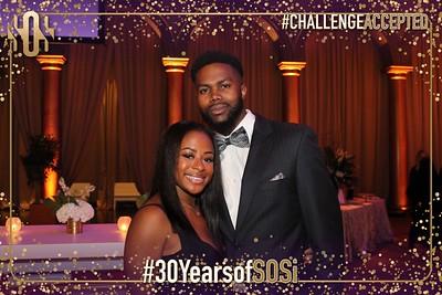SOSi 30th Anniversary Celebration