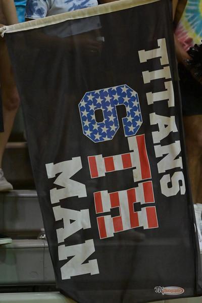 GVB vs West Orange Senior Night 8/31/21
