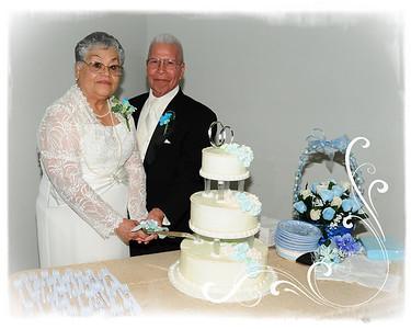 SIMON AND MARYHELEN'S 43rd WEDDING ANNIVERSARY