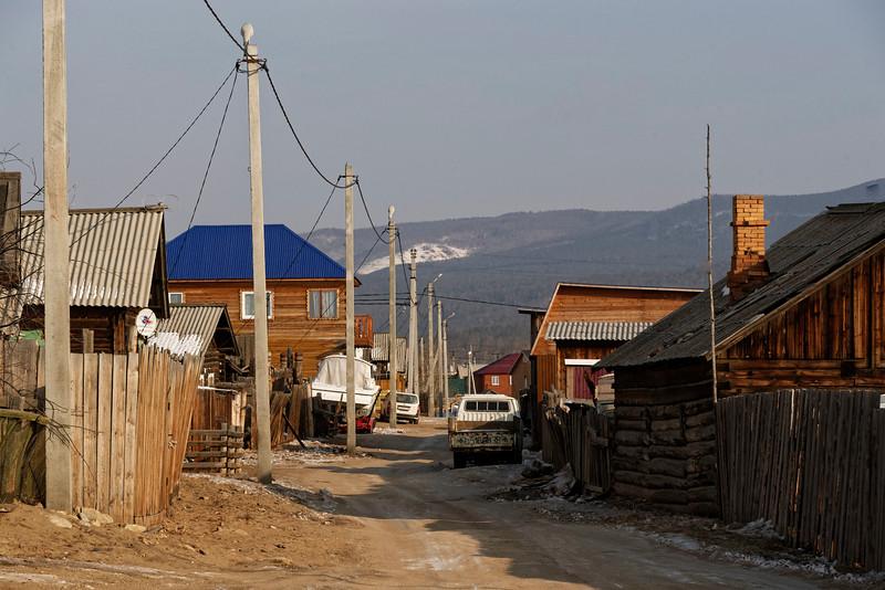 Kuzhir, Olchon Island, Lake Baikal