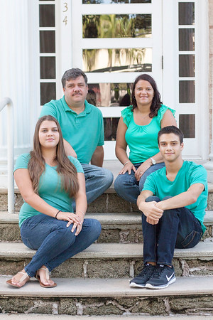 Lyssa and Family