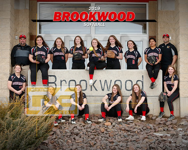 Brookwood softball SB19