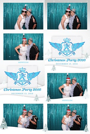 United Medevac Solutions Christmas Party