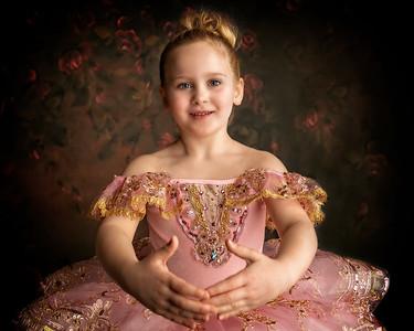 Anna Siebert - ballet
