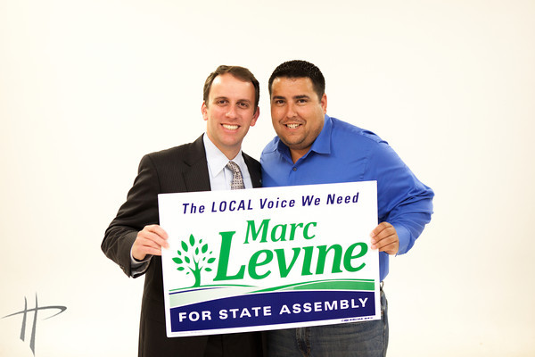 6/5/12 - Marc Levine Party