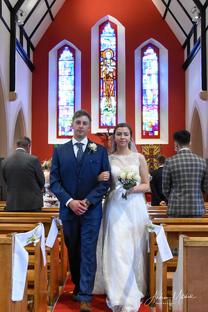 Natalia and Maciej