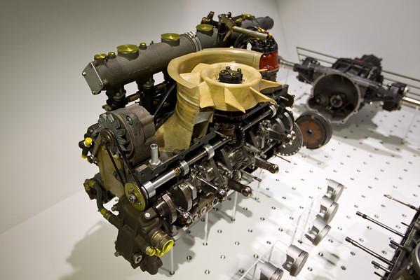 Porsche Museum 2011
