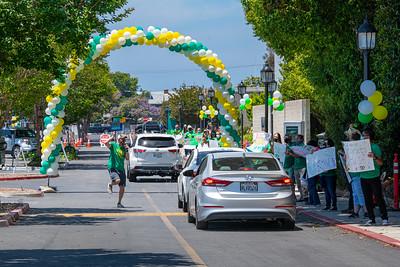 2021 Drive-Thru Graduation Parade