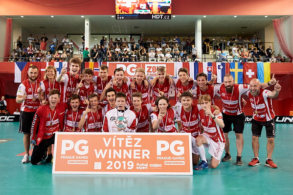 Prague Games 2019