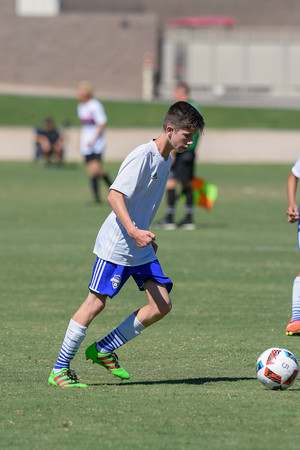 GYSA REVOLUTION AZ vs CHALLENGE FC RED MTN 02B BLUE AZ