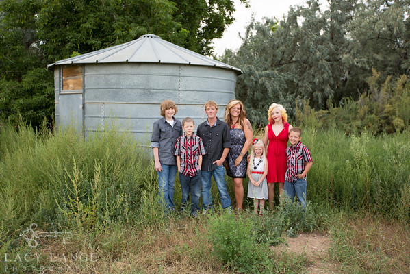 Yack/Perry Family