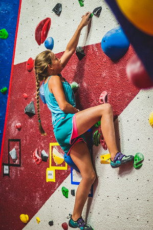 N3C/USA Climbing: Bouldering Competition