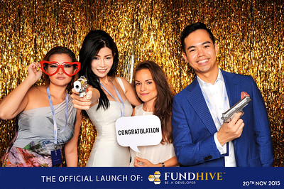 Fundhive's Official Launch
