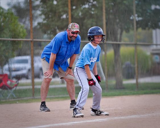 Max Nashan Clayton Baseball 9/17/17
