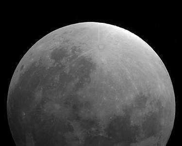 Lunar Eclipse - 8 Nov 2003