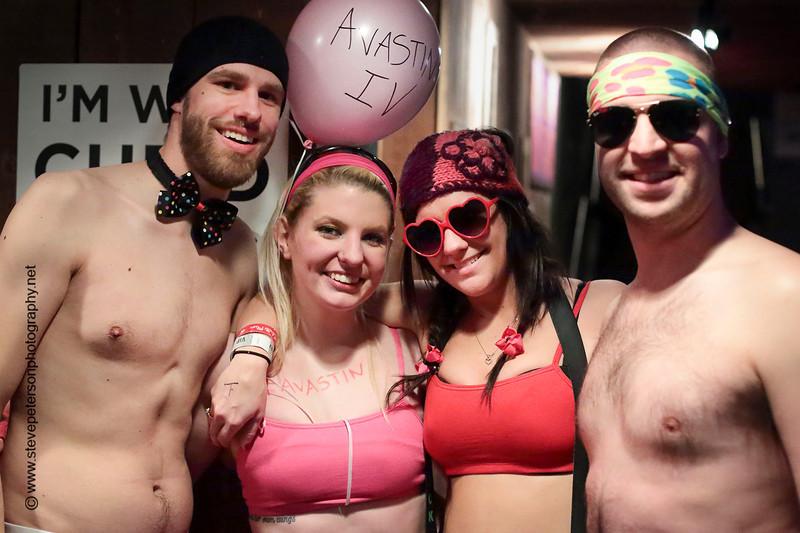 Cupids Undie Run Minneapolis 2014