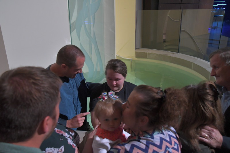 September 2019 Baptisms