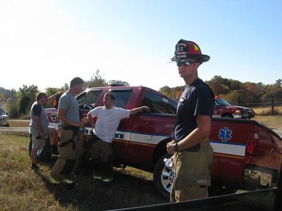 Field Fire - October 2010