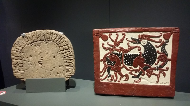 Viking Exhibit