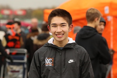 Michigan Cross Country State Finals 11.2.2019