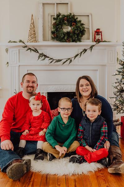 Caulder Family Christmas Mini