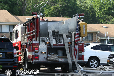 3 Alarm Condo Fire - 50 Gateway Rd, Yonkers, NY - 7/8/19