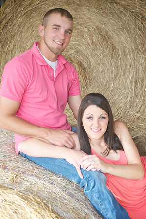 Christin and Jeremy Engagements