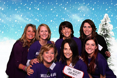 1Million4Anna - Children's Medical Center Holiday Party
