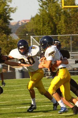 Freshman football vs Bend