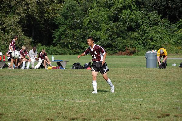 CHS Varsity Boys Soccer 2009