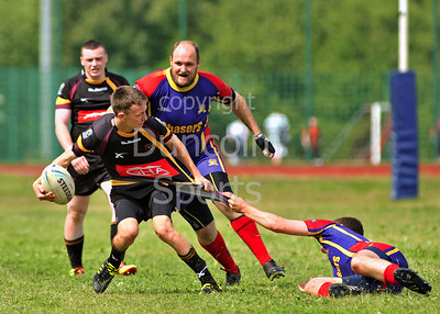 Easterhouse Panthers v Fife Lions
