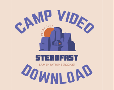 Family Camp 1 Video
