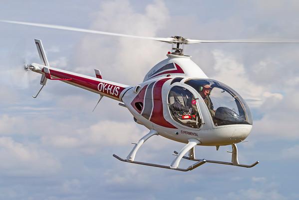 OY-HJS - Rotorway Exec 90
