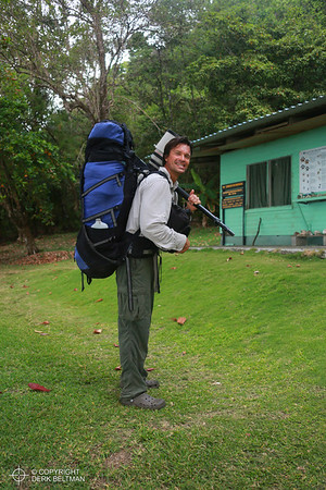 2013 Looking for pumas in Costa Rica, part I