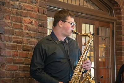 2019 3 April Jazz Combo at Chamber of Commerce