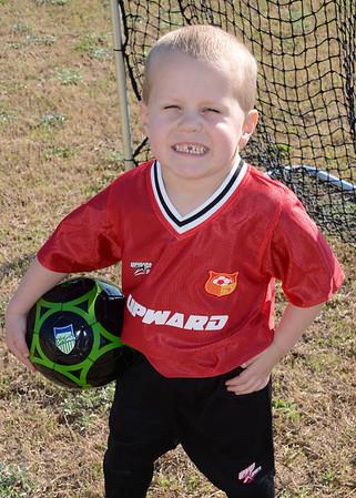Upward Spring Soccer 2013
