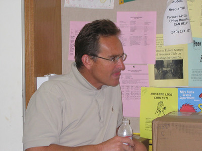 2006-07 Rotary Year - Steve Murillo President