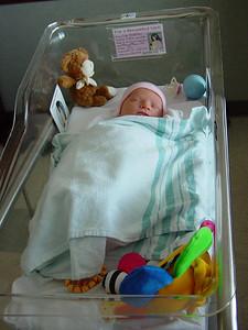 2001 Stephanie Baby