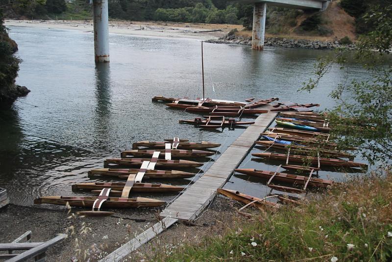 Big River boats