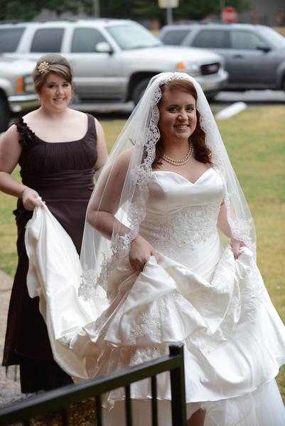 christine wedding